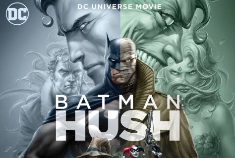 Batman Hush | Release Date Confirmed