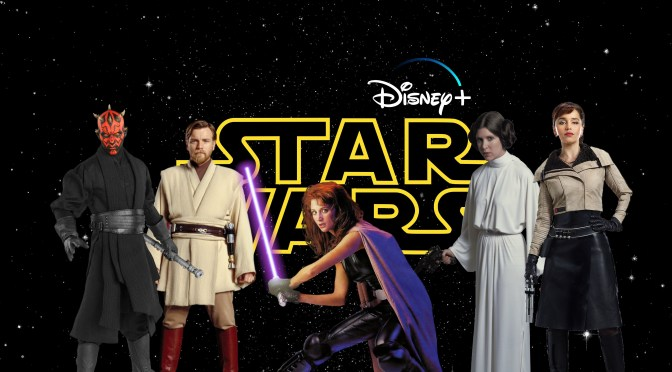 Five Choices I Would Love to See for the Unknown 'Star Wars' Disney+ Series