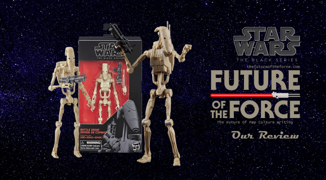 Black Series Review | Battle Droid (Star Wars: The Phantom Menace)