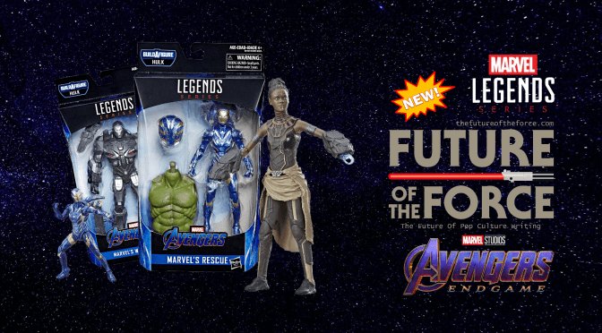 First Look | Marvel Legends Avengers Endgame Wave 2