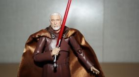S.H. Figuarts Review   Count Dooku (Star Wars: Revenge of the Sith) (Web Premium Exclusive)