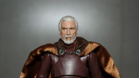 FOTF S.H Figuarts Star Wars Count Dooku Review 6