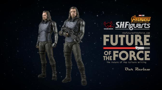 S.H. Figuarts Review | Bucky Barnes (Avengers: Infinity War) Web Premium Exclusive