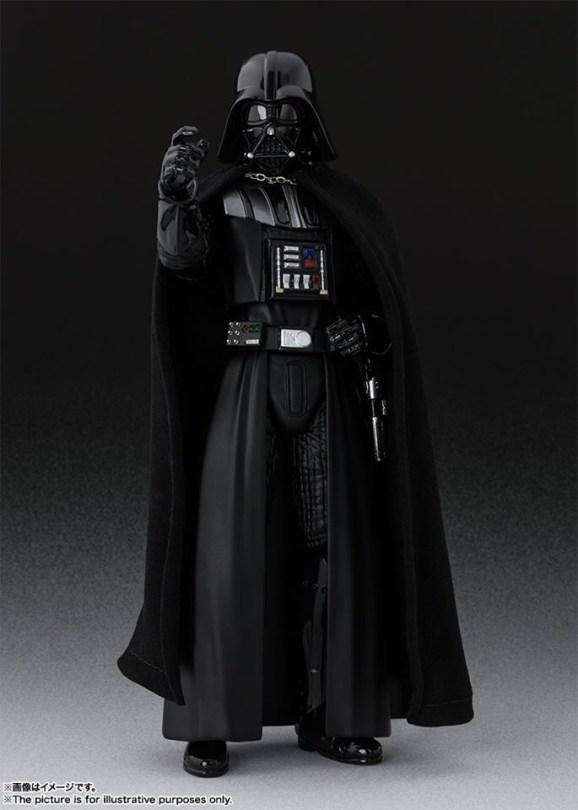 S.H. Figuarts News   Star Wars: Return of the Jedi Darth Vader Revealed
