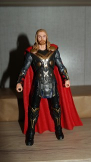 Marvel Legends Review Thor & Sif Double Pack 11
