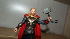 Marvel Legends Review Thor & Sif Double Pack 18
