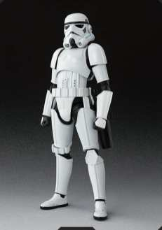 S.H Figuarts Imperial Stormtrooper 2