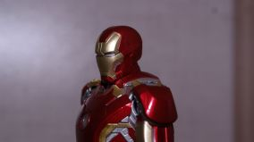 S.H Figuarts Iron Man (Avengers Age of Ultron) Review 6