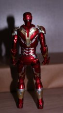 S.H Figuarts Iron Man (Avengers Age of Ultron) Review 7