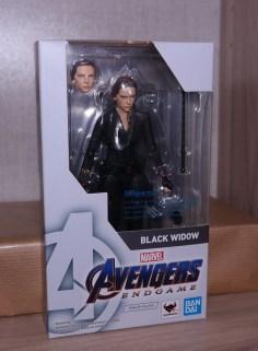 S.H. Figuarts Review | Black Widow (Avengers Endgame)
