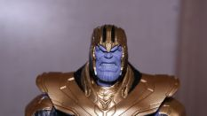 S.H Figuarts Review Thanos (Avengers Endgame) 8