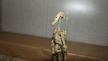 Star Wars The Black Series Battle Droid Review 7