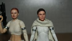 Star Wars The Black Series Padme Amidala Review 15