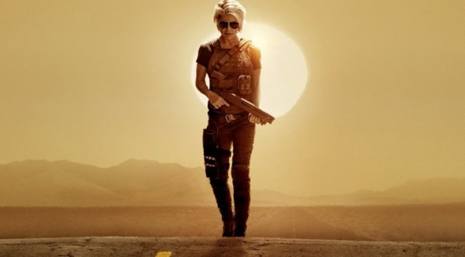Terminator: Dark Fate | The Poster Focusses on the Day After Judgment Day