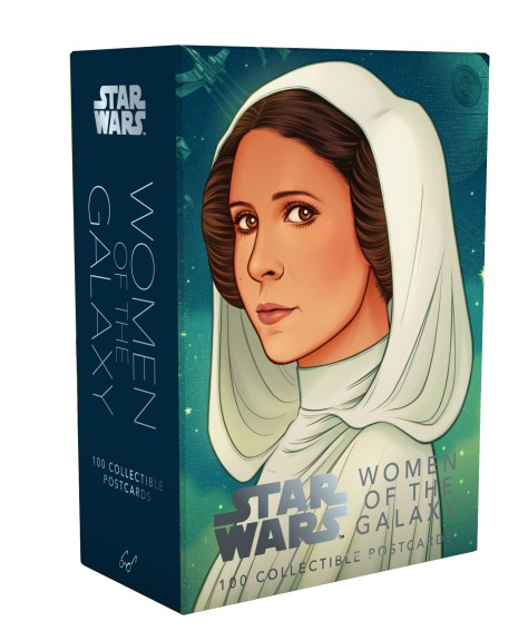 Review | Star Wars: Women of the Galaxy 100 Postcards