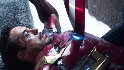 The Best Moment | Captain America: Civil War