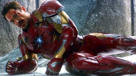 Captain America Civil War (Tony Stark)