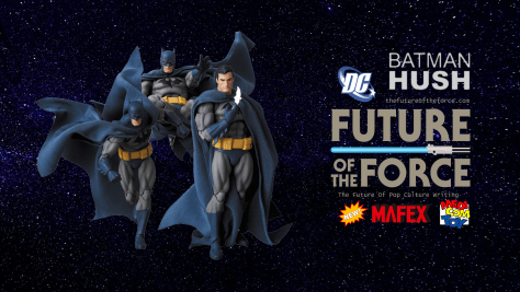 First Look | DC Comics Batman: Hush (Medicom: MAFEX No.105)