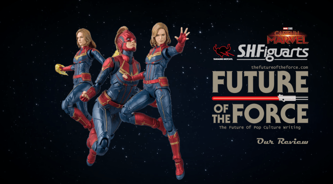 S.H. Figuarts Review | Captain Marvel (Captain Marvel)