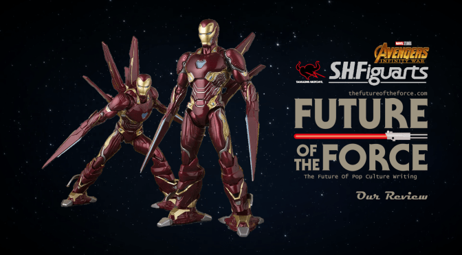 S.H Figuarts Review | Iron Man MK 50 Nano Weapon Set (Avengers: Infinity War)