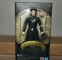 S.H. Figuarts Review | Severus Snape (Harry Potter and the Sorcerer's Stone