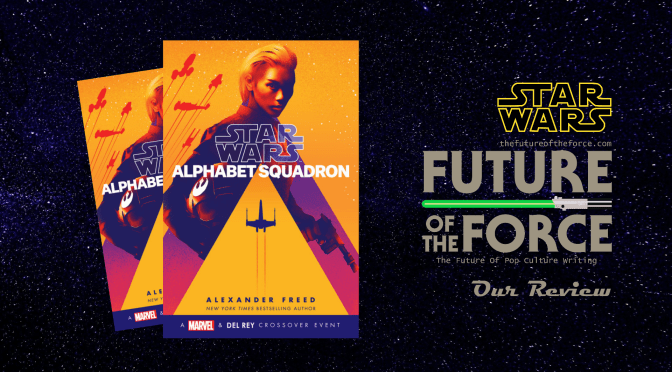 Book Review | Star Wars: Alphabet Squadron