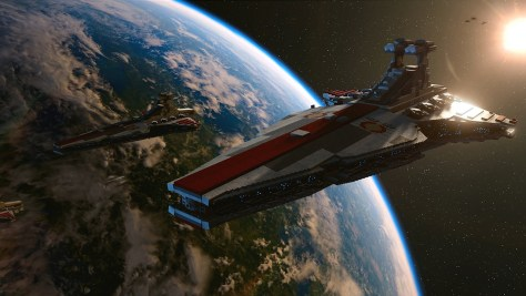 LEGO Star Wars: The Skywalker Saga Coming in 2020