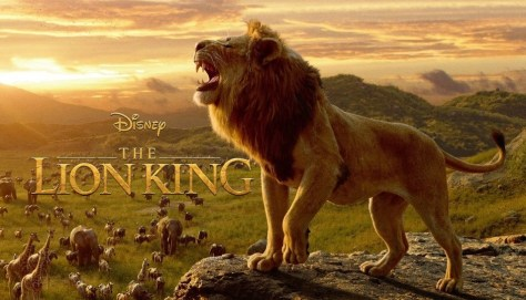 The Lion King | New Posters and TV Spot Arrive as Tickets Go on Sale