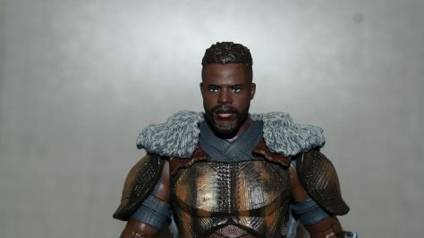 Marvel Legends Review M'Baku (Black Panther) 6