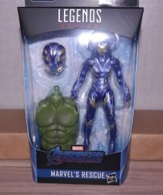 Marvel Legends Review   Rescue (Avengers Endgame)