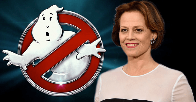Sigourney Weaver Confirms Her Involvement in Ghostbusters III