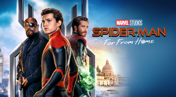 My Five Favorite Scenes from 'Spider-Man: Far from Home'