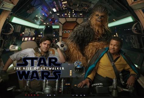 The Rise of Skywalker Vanity Fair Featured