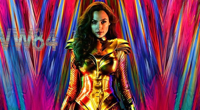 Wonder Woman 1984 | Patty Jenkins Unveils Retro New Poster