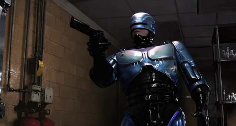 RoboCop Returns | Neill Blomkamp Offers Us An Update on the Future of Law Enforcement