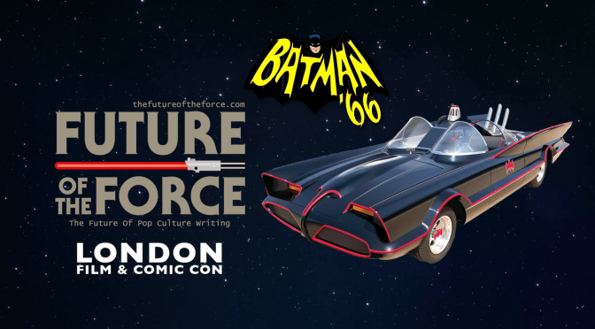 The Classic Batmobile Revealed | London Film & Comic-Con