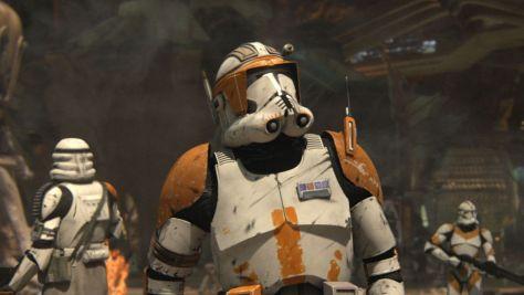 Commander Cody (Order 66) Revenge of the Sith