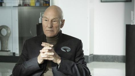 Star Trek: Picard | New Trailer Debuts at SDCC