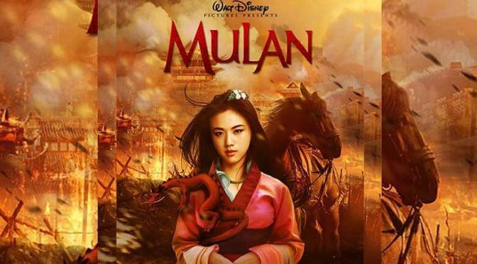 Disney Honours us with a Teaser Trailer for the Live-Action Reimaging of Mulan