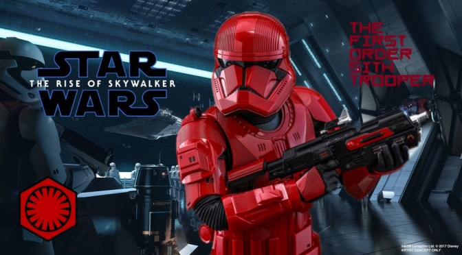 The Rise of Skywalker | The Sith Trooper