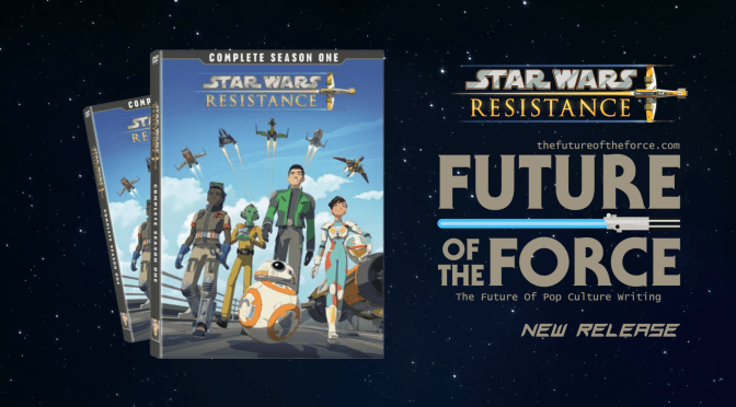 Star Wars Resistance | Season One DVD Release Date Confirmed