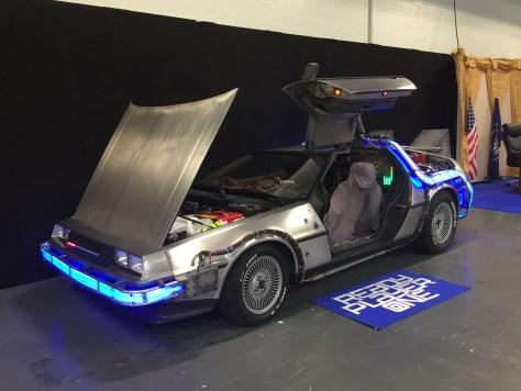 The Classic Batmobile Revealed | London Film & Comic Con