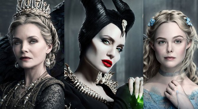 Maleficent Casts Her Evil Spell In The New Trailer For