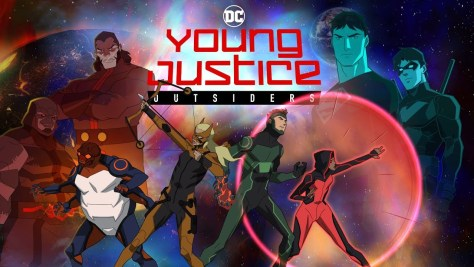 Review | Young Justice: Outsiders (Episodes 14-16)