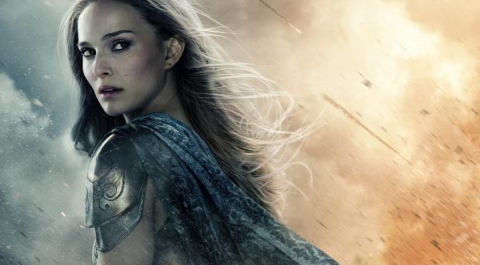 Should Natalie Portman Be Female Thor?