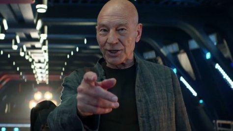 Star Trek: Picard | New Trailer Debuts at SDCC