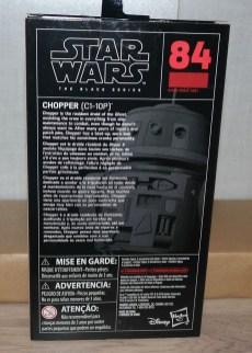 Black Series Review | Chopper C1-10P (Star Wars: Rebels)