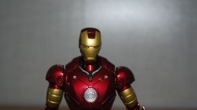 S.H. Figuarts Review   Iron Man MK-III (Iron Man) Reissue