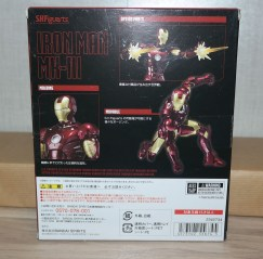S.H. Figuarts Review | Iron Man MK-III (Iron Man) Reissue