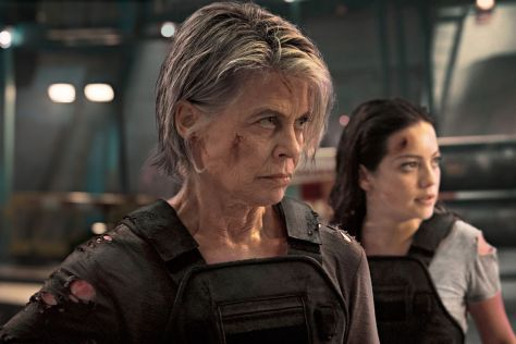 SDCC | The Terminator: Dark Fate Panel